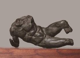OmoGirando Michelangelo, il Dio Fluviale (1525)