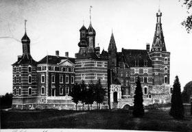 Schloss Merode vor dem Zweiten Weltkrieg
