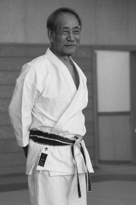 Hideho Takagi sensei, 23 July 1942 - 14 August 2018