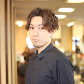 lalahairララヘアー岩見沢店 三浦智也 Area manager top designer