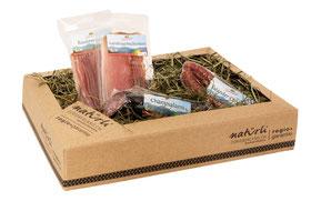 Tösstaler Box klein natürli, Geschenkbox