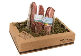 Tösstaler Box mini natürli, Geschenkbox