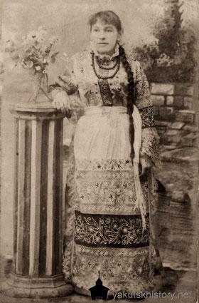 Стефанида Ивановна (супруга П.Юшманова)