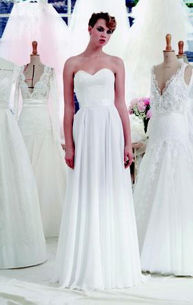 Robe de mariée Auroree de chez Atelier Emelia