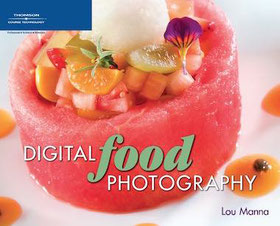 Digital food photography ebook cover