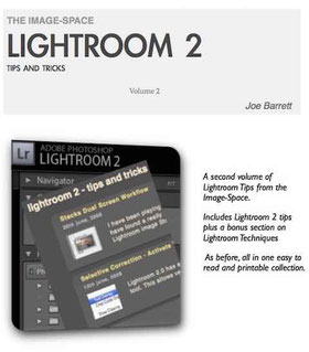 cover of lightroom tips and tricks v2