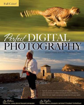cover of the perfect digital photography PDF