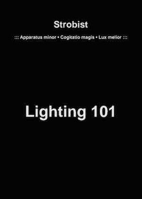 eBook cover of lightning 101
