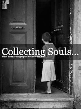 eBook cover of the collectiing souls ebook