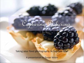 Cover of capturing delicious ebook