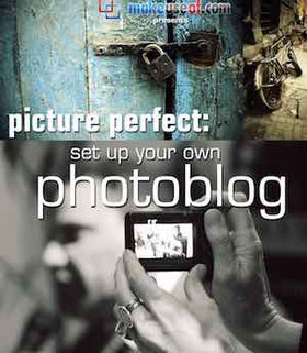 eBook cover of photoblog
