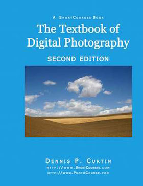 ebook cover the textbook of digital photography