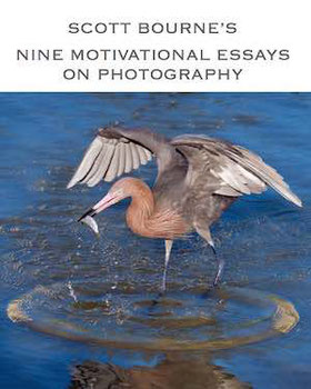 eBook cover of the motivational photography ebook