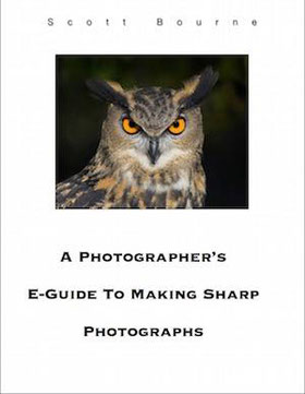 cover of Making sharp photograph book
