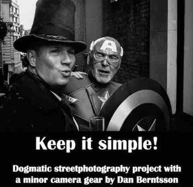 Keep It Simple free street photography eBook