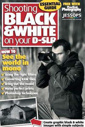 ebook cover of shooting black and white