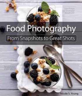 Cover of the ebook food photography