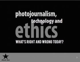 cover of photo ethics
