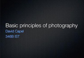 basic principles of photography ebook