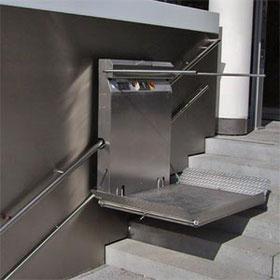 Plattformlift, Rollstuhllift aus Thüringen