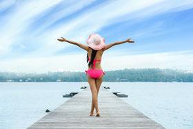 Glücksleben: Beauty Detox Frühlings Kur