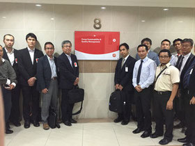 site visit to  Sime Darby Property