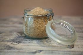 canna da zucchero acido glicolico