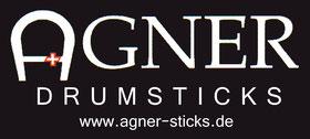 Offizieller Endorser bei AGNER Drumsticks, Schweiz