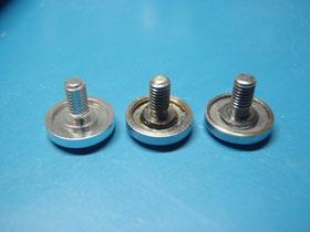 左から 購入したアルミ製 04年復刻3   復刻版33