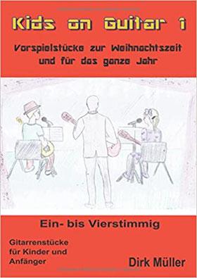 Spielbuch Kids on Guitar