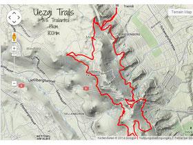 Üezgi-Trails