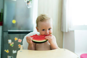 baby led weaning-alimentación complementaria lactante