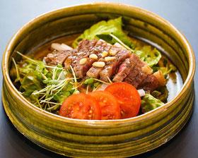 牛肉とパリパリ大根のサラダ イメージ