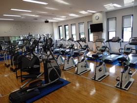 フィットネストレーニング室