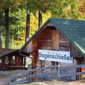 Bogenschießen am Silberberg in Bodenmais, 3D JAgdparcours im Bayerischen Wald, Bogenparcours, Gruppen, Event, Erlebnisveranstalter, Eventveranstalter, Aktiv, Familien, Vereine
