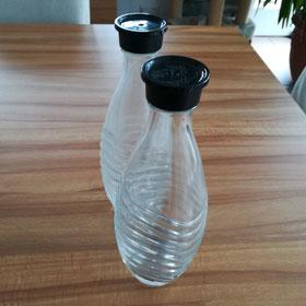 Wasser im Soda-Stream