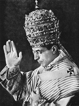 Pontífice Pío XII