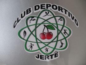 Vinilos logo Club Deportivo Jerte