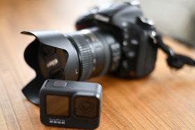 カメラ機材画像
