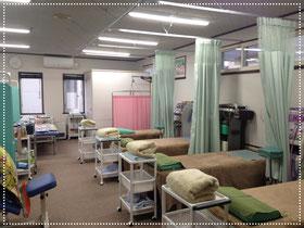 接骨院 施術室
