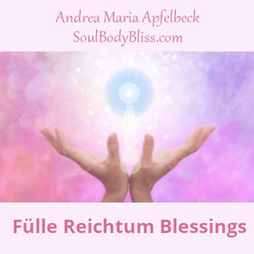 Fülle Reichtum Blessing Audio Mp3