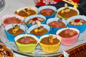 Gâteaux au miel