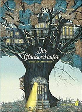 Der Glücksverkäufer, Buch Carl Auer, Buch über Glück für Kinder #Glück #Bücher