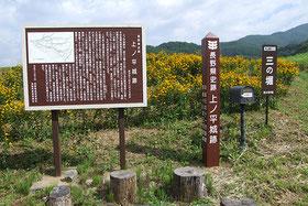 上ノ平城跡