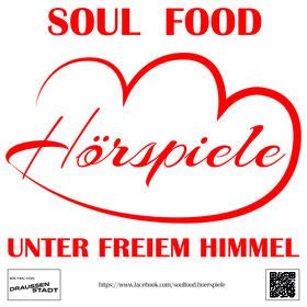 Logo Soul Food -Hörspiele unter freiem Himmel