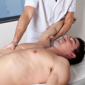 fisioterapia, mobilizzazione