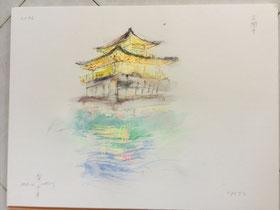 京都・金閣寺