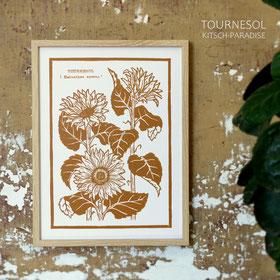 Tournesol _ 18X24 cm