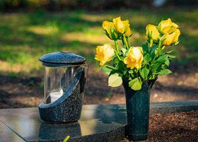 objet funéraire pierre bleue Couvin