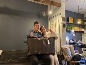 彼女から彼氏への誕生日プレゼントのオーダー枕